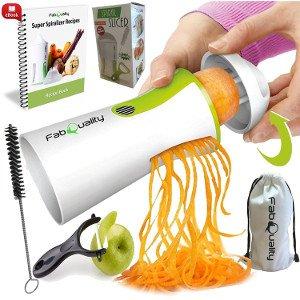 Espiralizador de verduras FabQuality Premium