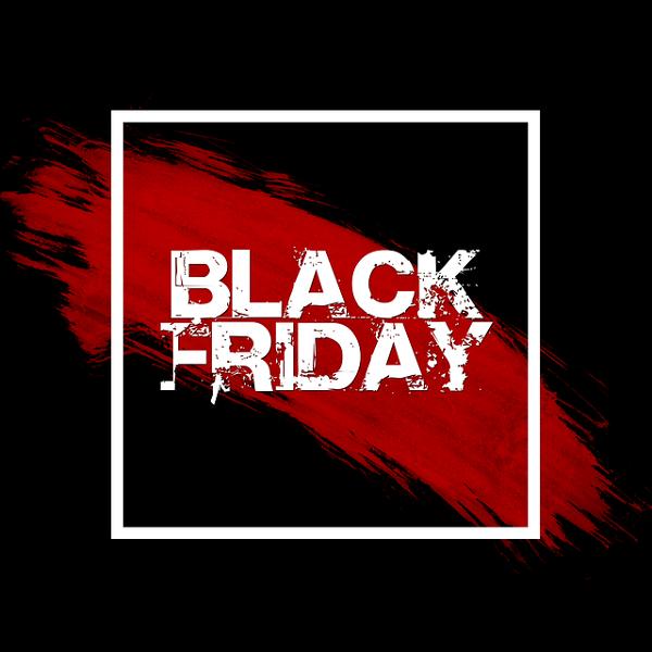 Productos más vendidos en Black Friday 2018