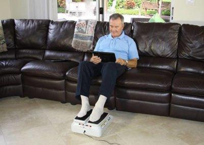 Legxercise - vida sedentaria